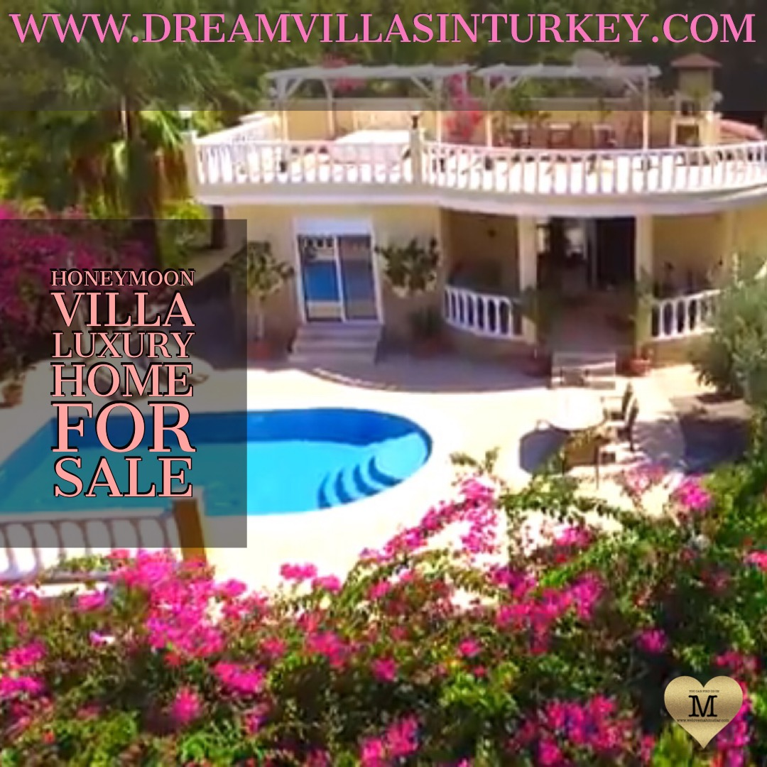 Honeymoon Villa Alanya - Luxury Villa for Sale from owners