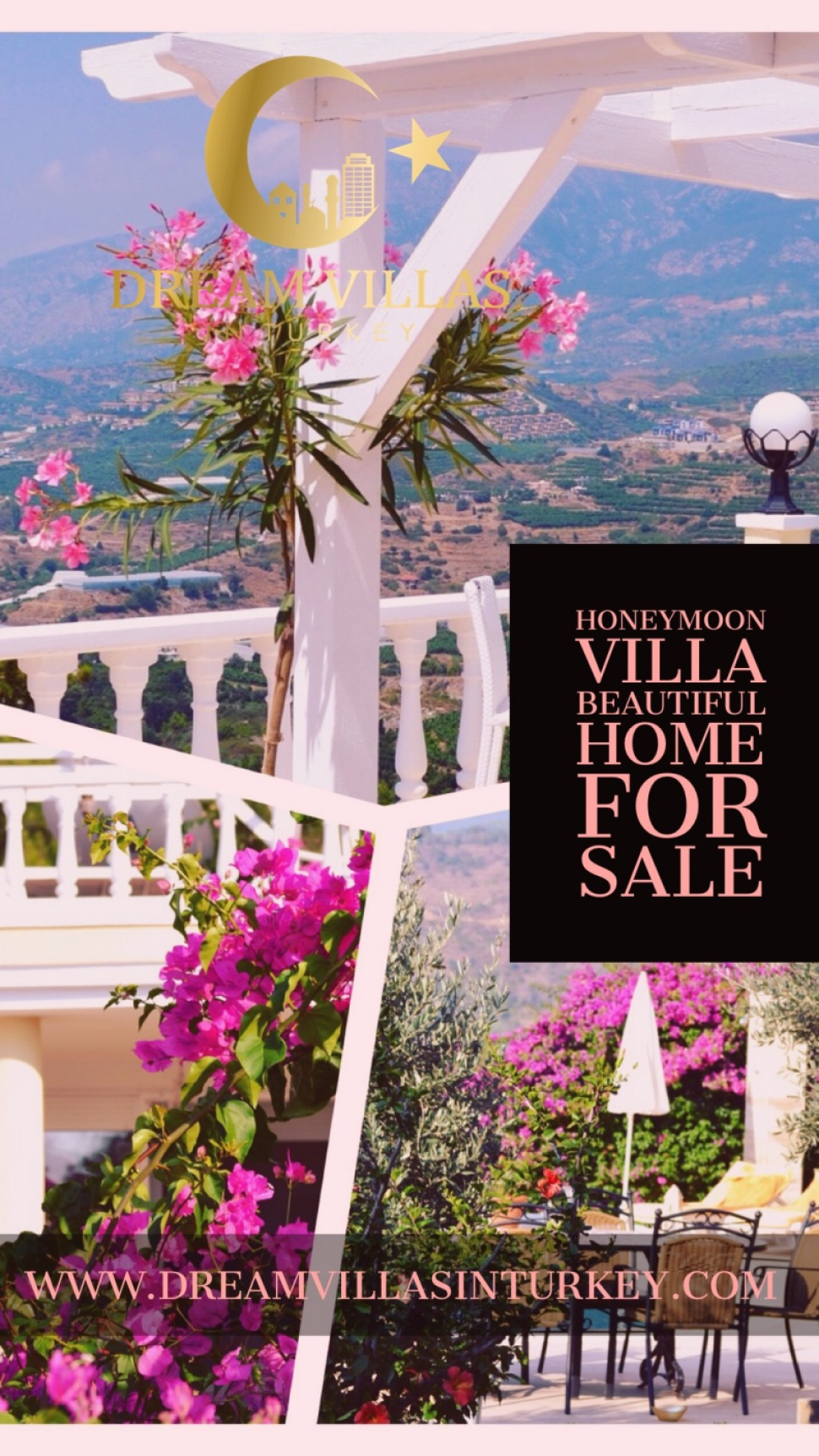 honeymoon villa alanya luxury villa for sale direct from owners