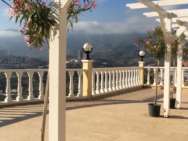 honeymoon villa roof terrace4 - 4