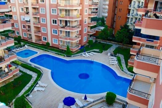 Alden 1 - Beachfront Re-Sale Apartment in Mahmutlar - 1