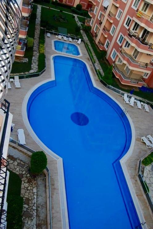 Alden 1 - Beachfront Re-Sale Apartment in Mahmutlar - 12