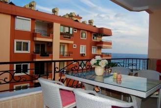 Alden 1 - Beachfront Re-Sale Apartment in Mahmutlar - 13