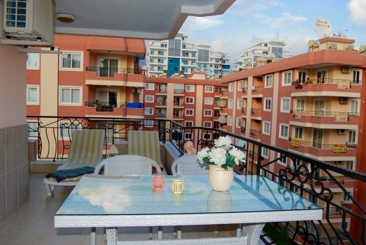 Alden 1 - Beachfront Re-Sale Apartment in Mahmutlar - 14