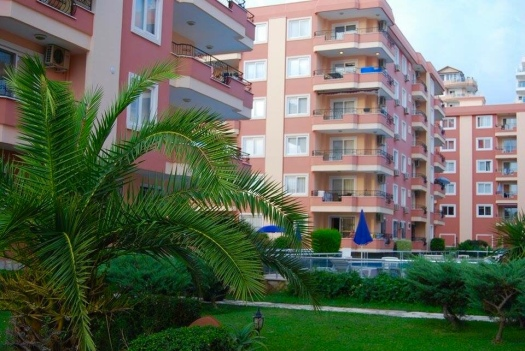 Alden 1 - Beachfront Re-Sale Apartment in Mahmutlar - 16