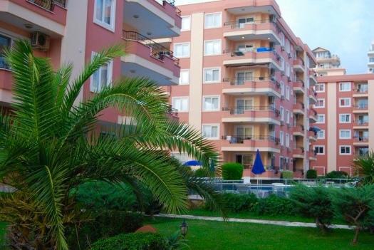 Alden 1 - Beachfront Re-Sale Apartment in Mahmutlar - 16
