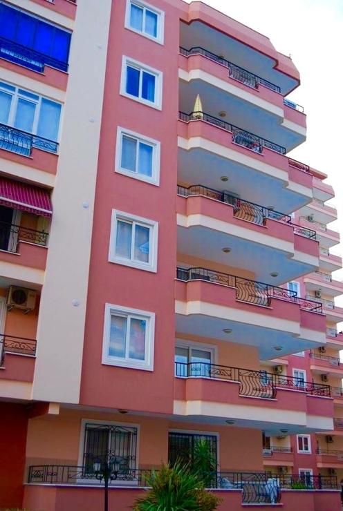 Alden 1 - Beachfront Re-Sale Apartment in Mahmutlar - 17