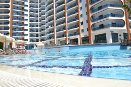 MA422 Duplex Apartment in sought after Azura Park, Mahmutlar - 14