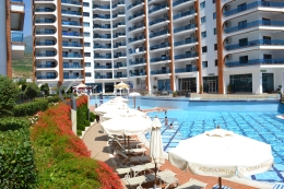 MA422 Duplex Apartment in sought after Azura Park, Mahmutlar - 17