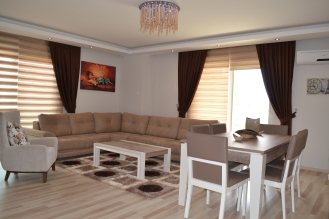 MA887 Beykonak 3 Bed Luxury Apartments Mahmutlar - 2