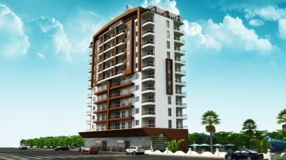 OP500 Bay IV Apartments, Off Plan Project Mahmutlar - 1