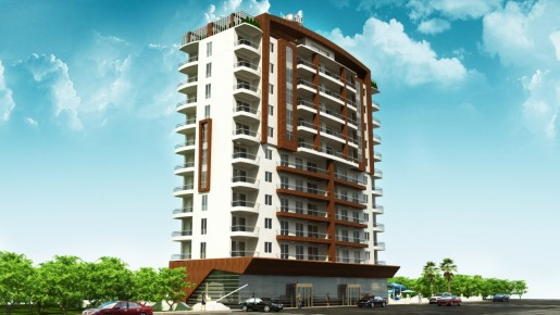 OP500 Bay IV Apartments, Off Plan Project Mahmutlar - 2