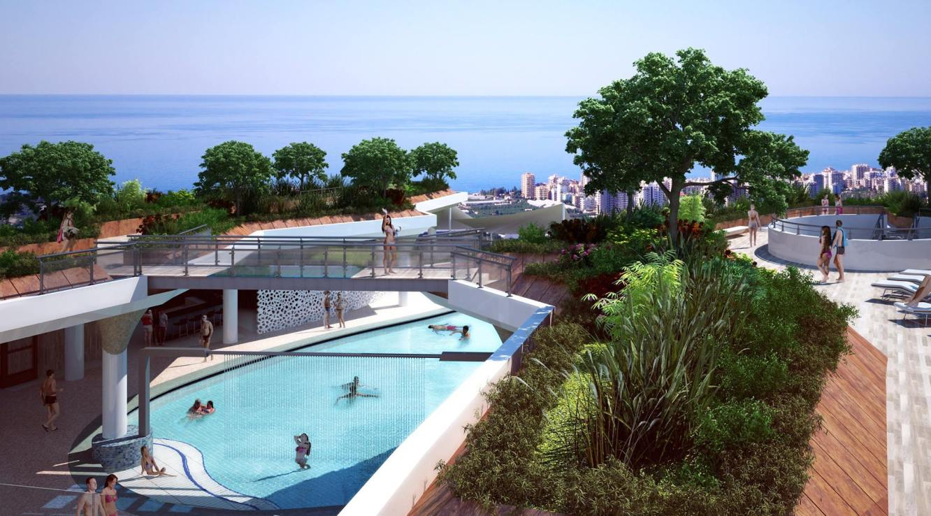 Riviera Imperial De Luxe Hotel and Spa Apartments for Sale