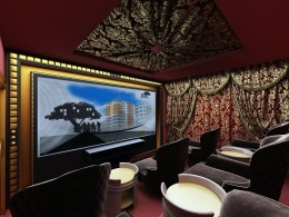Bay Construction Mahmutlar Pent Villa Cinema