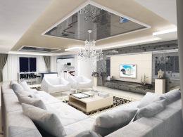 Bay Construction Mahmutlar Pent Villa Lounge