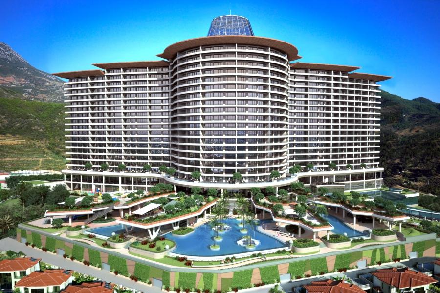 RIVIERA IMPERIAL HOTEL AND SPA, DREAM VILLAS IN TURKEY