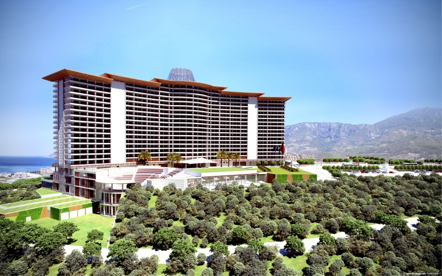 RIVIERA IMPERIAL HOTEL AND SPA, DREAM VILLAS IN TURKEY