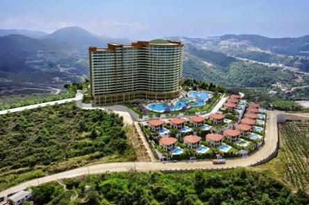 riviera invest hotel spa