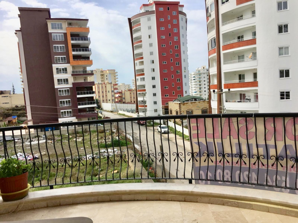 Rock bottom price apartment in mahmutlar