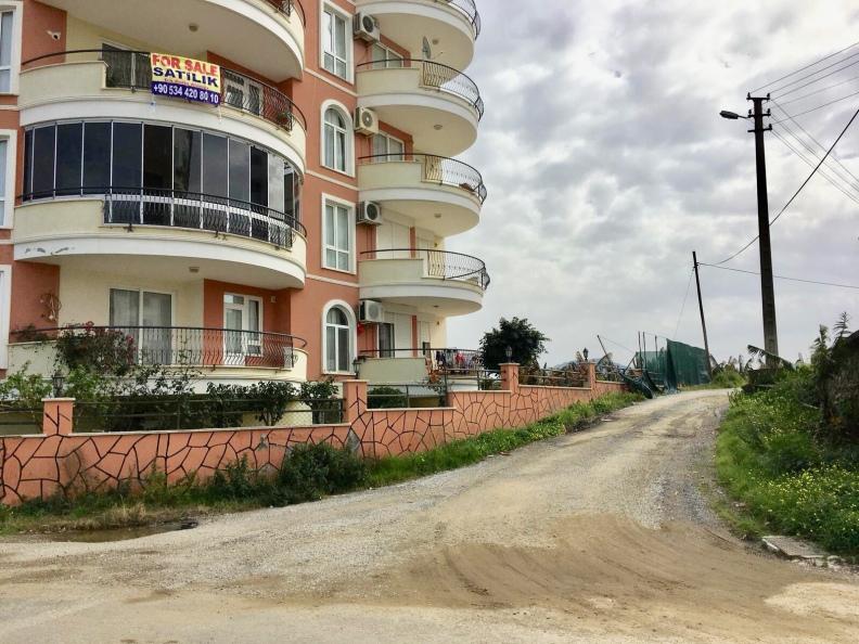 Rock bottom price apartment in mahmutlar
