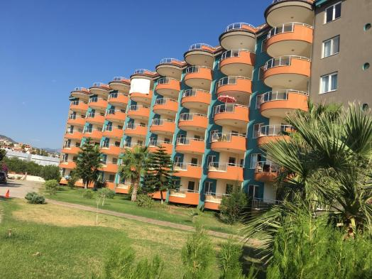 Beach Front apartment for sale close to airport