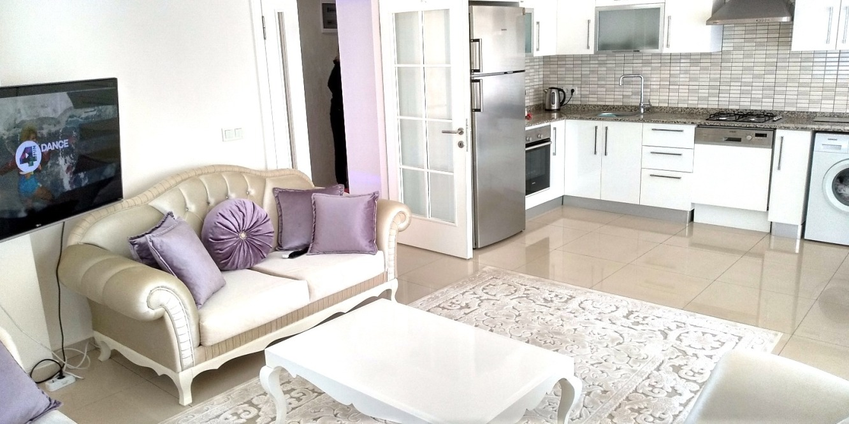 TURKUZ Apartment for sale in Kestel from Dream Villas in Turkey
