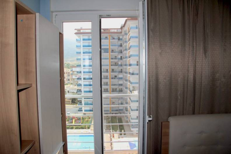 cheap two plus 1 apartment for sale in Mahmutlar