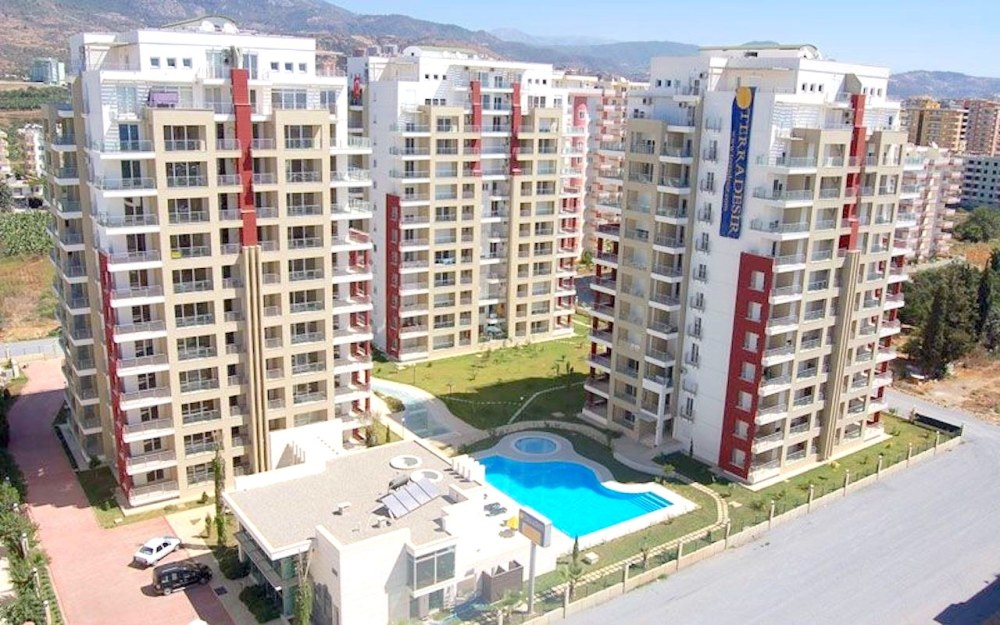 Cheap Apartment for sale in Mahmutlar with Dream Villas in Turkey