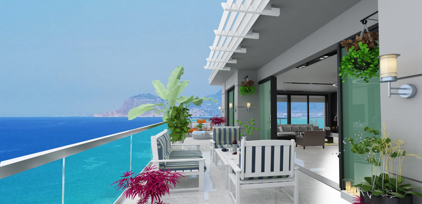 SUNSET AQUA, A jewel in the crown of new beach front developments